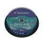диск DVD-RW 4,7 Гб Verbatim
