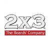 2x3 boards company