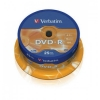 DVD-R 4,7 Гб  Verbatim в поэл.уп.
