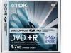 Диск TDK DVD+R 4,7 Гб 16х VideoBox