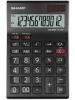 Калькулятор Sharp 12р. SH-EL125TWH