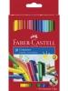 "Фломастеры ""Faber-Castell"" с клипом"