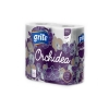 """Бумага туалетная GRITE """"Orchidea"""""""