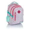 "Рюкзак молодежный ""Head Pink&Turquoise;"""