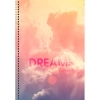 """Тетрадь """"Dream world. Дизайн 3"""""""