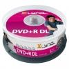 Диск DVD+R 8,5 Гб (круглый бокс) 8х Xlyne двухслойный