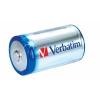 Батарея гальваническая щелочная Verbatim C