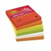 Бумага для заметок на клейкой основе Post-it SuperSticky Эко-Тропик