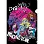"""Папка-уголок """"Monster High"""""""