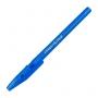 """Ручка шарик. """"Stinger"""" 0.7 мм, пласт.,голубой., стерж. синий"""