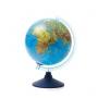 """Глобус физический """"Мир"""" классик евро, с подсветкой"""