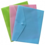 Папка-конверт на кнопке А5