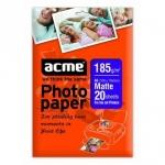 Фотобумага ACME матовая для струйной фотопечати