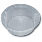 Тарелка суповая пластиковая