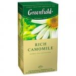 "Чай ""Greenfield"" Rich Camomile"