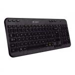 Компьютерная клавиатура беспроводная Logitech Wireless Keyboard K360