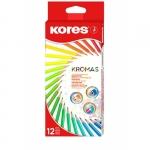 Цветные карандаши Kromas, Kores