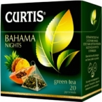 "Чай ""Curtis"" Bahama Nights в пирамидках"