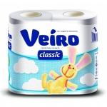 Бумага туалетная Veiro Classic