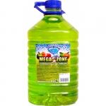 Стеклоомывающая жидкость летняя MegaZone, 4л.