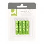 Батарейка AAА, Q-connect