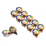 Сливки для кофе стерилизованные, в порционных упаковках