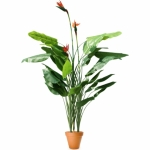 Растение искусственное СТРЕЛИЦИЯ