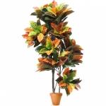 Растение искусственное Тропическое КРОТОН