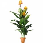 Растение искусственное Тропическое КАННА