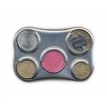 Монетница карманная