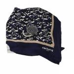 """Набор подарочный """"CPFH403"""": платок шелковый и держатель для сумки"""
