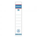 Самоклеющиеся корешок для папки регистратора Donau