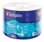 CD-R 700 Мб Extra Protection Verbatim в поэл.уп.
