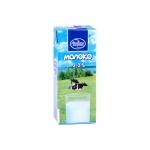 Молоко питьевое ультрапастеризованное 3,2 % 0,2л. с соломкой