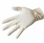 Перчатки латексные одноразовые неопудренные, 100шт/упак