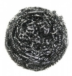 Губка металлическая спиральная