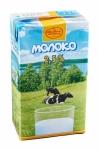 Молоко питьевое ультрапастеризованное 2,5 %, 1л без крышки