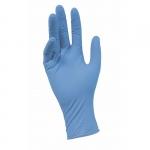 Перчатки нитриловые одноразовые текстурированные неопудренные, 100шт/упак