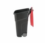 Контейнер пластиковый для мусора VILEDA Атлас на колесах 100л