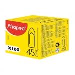 Скрепки Maped 45 мм