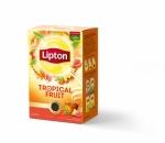 """Чай """"Lipton"""" черный листовой Tropical Fruit"""