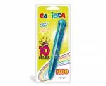 """Ручка шариковая многоцветная """"CARIOCA Fluo"""" 10цв."""