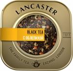 """Чай черный """"LANCASTER"""" с облепихой"""