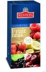 """Чай пакетированный """"Riston"""" Assorted Fruit Teas"""