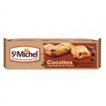 "Печенье ""St Michel"" с кусочками шоколада, семенами кунжута и подсолнечника"