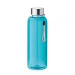 """Бутылка для воды """"Utah"""" прозрачный голубой"""