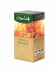 "Чай ""Greenfield"" Creamy Rooibos со вкусом и ароматом апельсина и ванили"