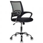 Кресло для персонала Бюрократ CH-695SL/BLACK