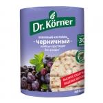 """Хлебцы """"Dr.Korner"""" со вкусом черники"""