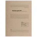 Папка «Личное дело»